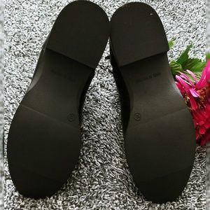 Old Navy Shoes - Moto Black Booties 10